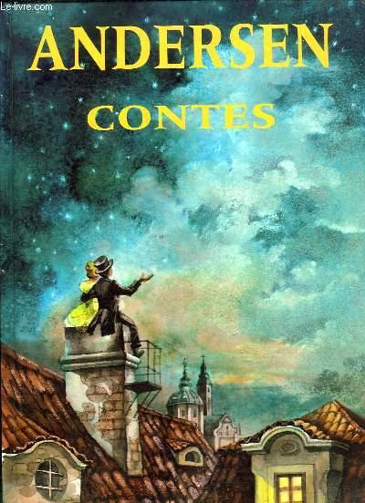 Contes d'Andersen, illustrés par Miloslav Disman