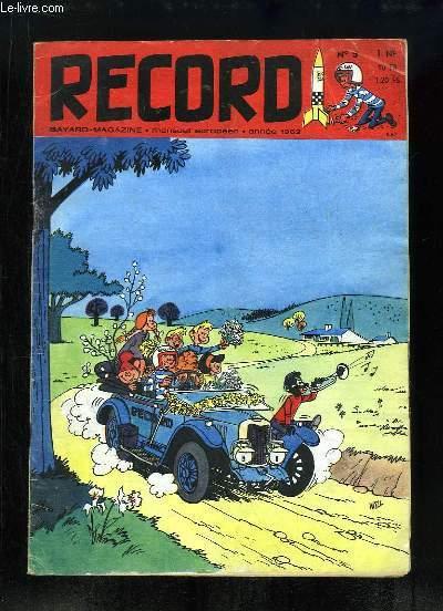 Record N°5 : Pierre SATRE ou Monsieur Caravelle - Les petits rats de l'Opéra - Les Couteaux - La Basilique de Saint-Denis - Tourcoing, cité pilote de la natation - Les Sumériens - Dunant, le fondateur de la Croix-Rouge - La Coupe du Monde 1962 de Football