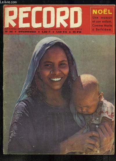 Record N°36 :