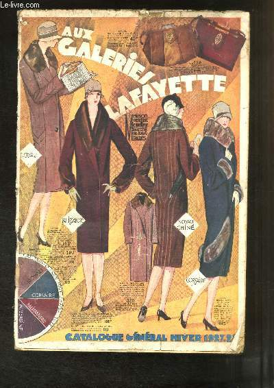 Catalogue Général Hiver 1927 - 28