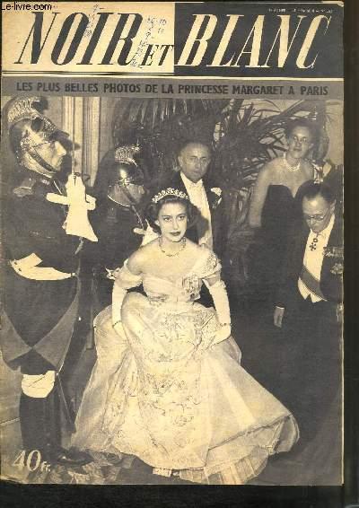 noir et blanc n 353 7e ann e les plus belles photos de la princesse margaret paris la. Black Bedroom Furniture Sets. Home Design Ideas