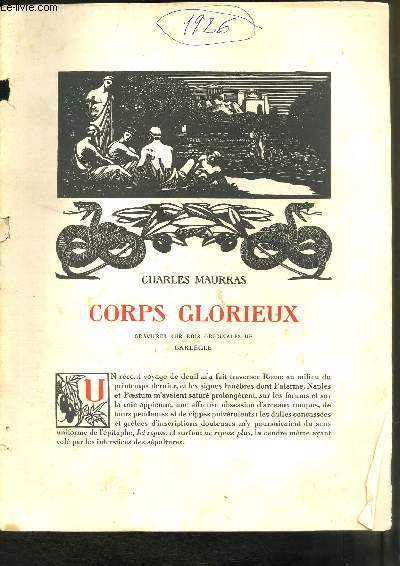 Corps Glorieux.
