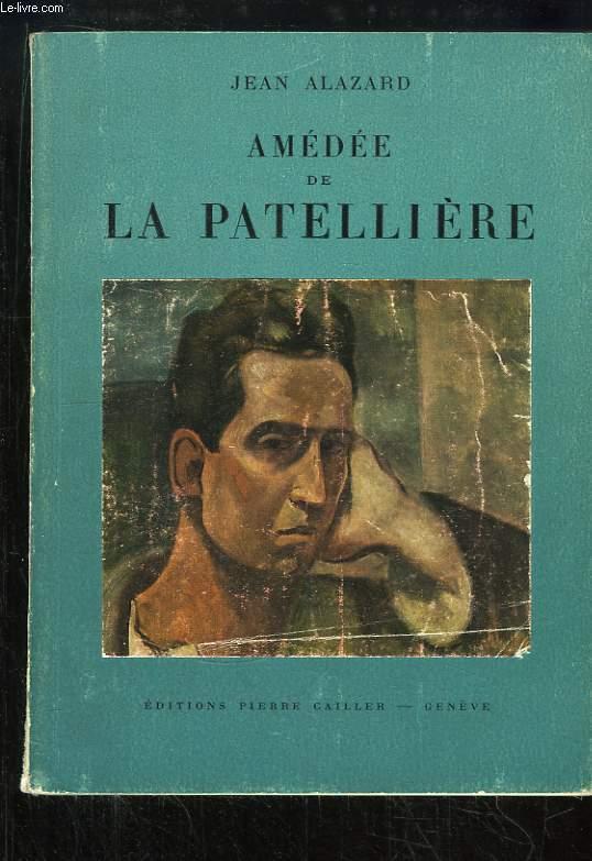Amédée de la Patellière.