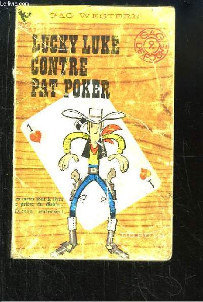 Lucky Luke contre Pat Poker.