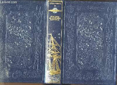 Oeuvres de Jules Verne, TOME 13 : Aventure du Capitaine Hatteras.