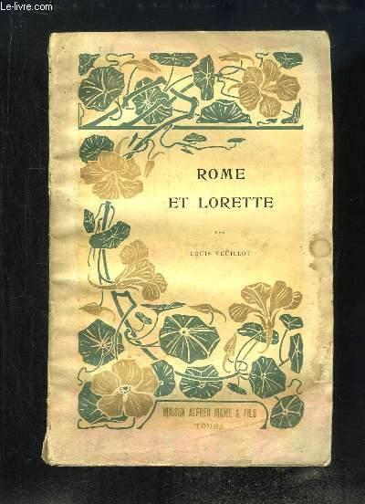Rome et Lorette.