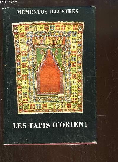 Les Tapis d'Orient. Mémentos illustrés.