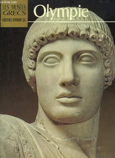 Olympie.  Les Musées Grecs.