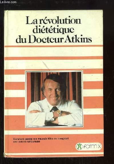 La Révolution Diététique du Dr Atkins.