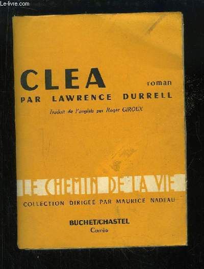 Clea. Roman