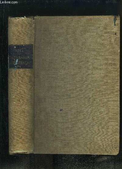 Dictionnaire Latin - Français, composé sur le plan de l'ouvrage intitulé