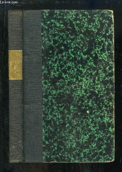 Oeuvres Complètes d'Alphonse Daudet, TOME 5 : Numa Roumestan - Sapho