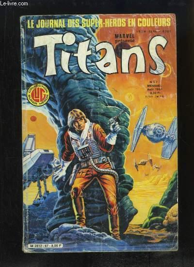 Titans N°67