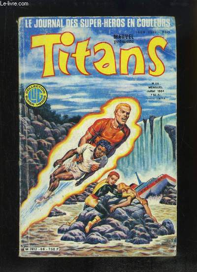 Titans N°66