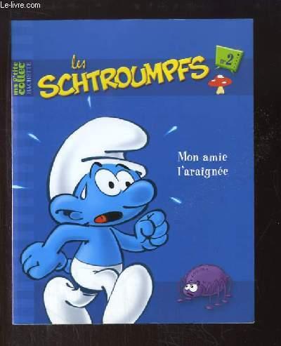 Les Schtroumpfs N°2 : Mon amie l'araignée