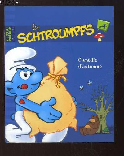 Les Schtroumpfs N°4 : Comédie d'automne.