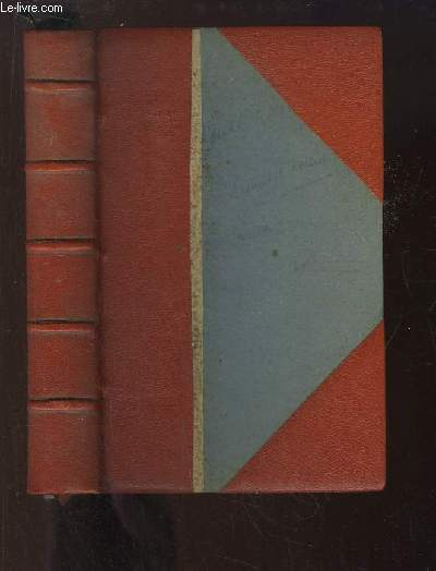 Premières Poésies, 1829 à 1835. Contes d'Espagne et d'Italie, Spectacle dans un fauteuil, Poésies diverses, Namouna.