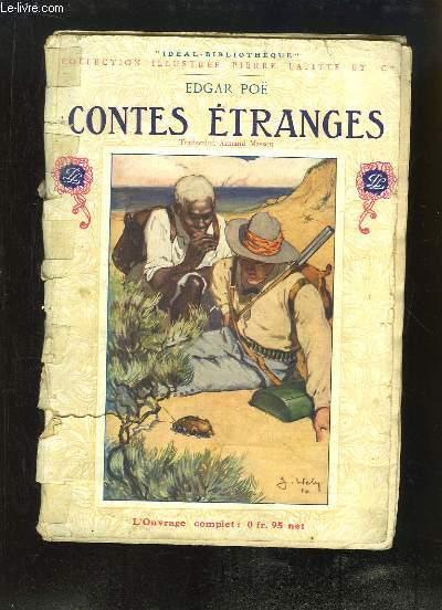 Contes Etranges.