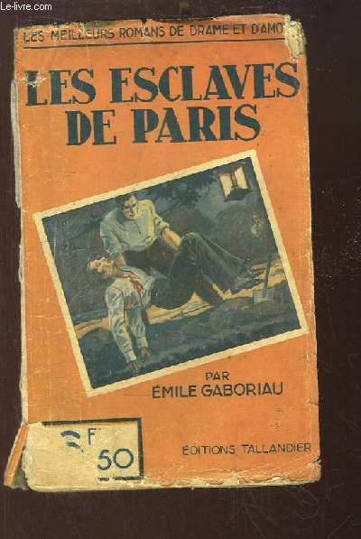 Les esclaves de Paris.