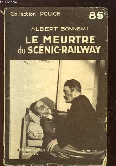 Le meurtre du Scénic-Railway.