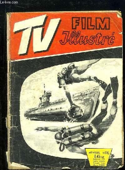 TV Film Illustré n°16 : Les rats dans le piège.