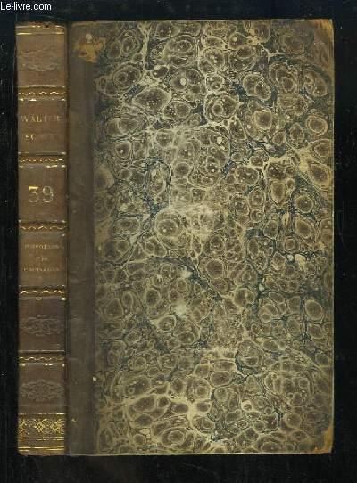 Oeuvres de Walter Scott, TOME 39 : Histoire du Temps des Croisades, TOME 1er