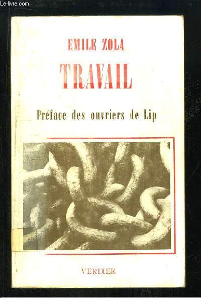 Travail. Tome 1