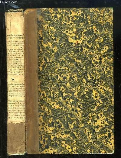 Oeuvres complètes de Voltaire. TOME 4, Théâtre Tome 3 : L'Enfant Prodigue - Zulime - Pandore - La Fantisme ou Mahomet le Prophète - Mérope