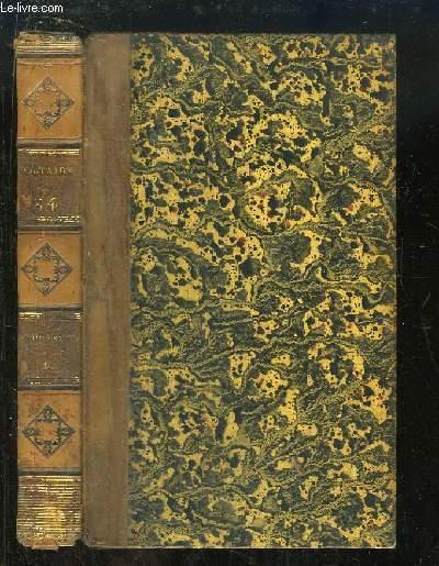 Oeuvres complètes de Voltaire. TOME 34 : Philosophie, Tome 4