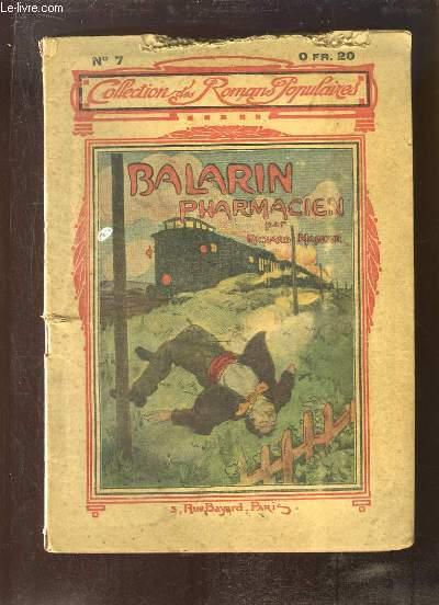 Balarin pharmacien
