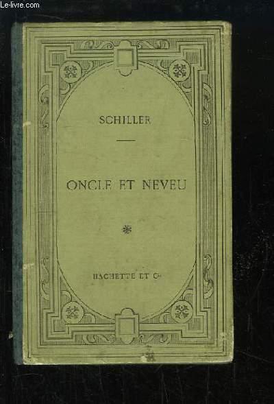 Oncle et Neveu. Comédie en 3 actes. Texte allemand.