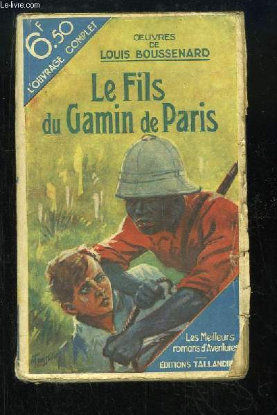 Le Fils du Gamin de Paris