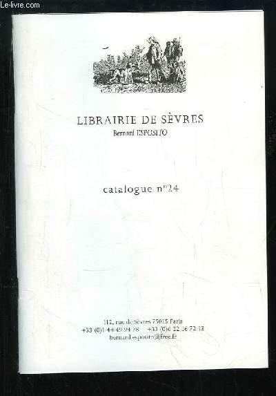 Catalogue n°24