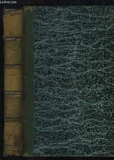 Oeuvres complètes de J.J. Rousseau. TOME 9 : Nouvelle Héloïse. Tome 2
