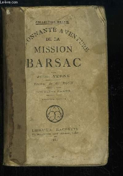 L'Etonnante Aventure de la Mission Barsac. 2ème partie