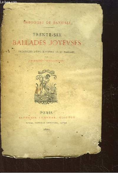 Trente-Six Ballades Joyeuses