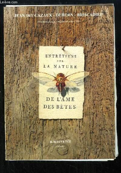 L'Âme des Bêtes. Catalogue de la Vente aux Enchères du 30 juin 2000, à Serres-Castet. Bibliothèque d'un Amateur d'Art et d'un Naturaliste.