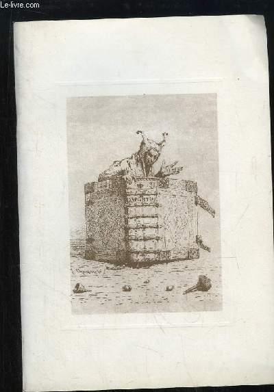 Catalogue de Livres Anciens & Modernes de la Librairie René Cluzel.