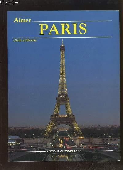 Aimer Paris.