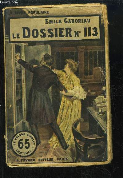 Le Dossier N°113