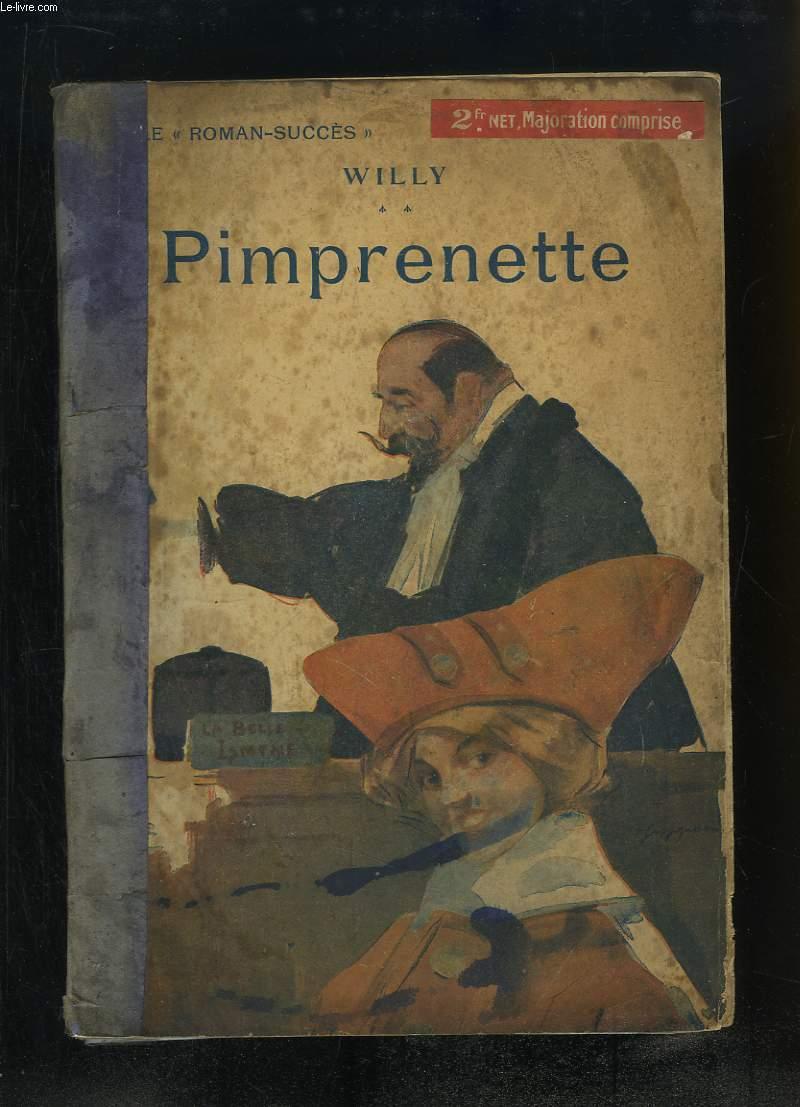 Pimprenette