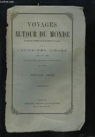 Voyages autour du Monde et dans les contrées les plus curieuses, depuis Ch. Colomb jusqu'à nos jours. TOME 7 : Voyage en Nubie et en Abyssinie