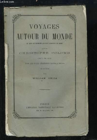 Voyages autour du Monde et dans les contrées les plus curieuses, depuis Ch. Colomb jusqu'à nos jours. TOME 9 : Voyages en Afrique.
