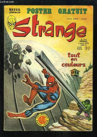 Strange N°103