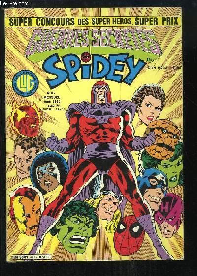 Spidey N°67 : Guerres Secrètes