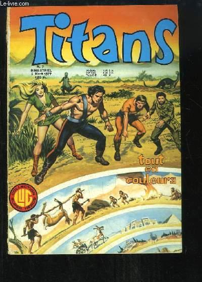 Titans N°7