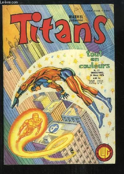 Titans N°13