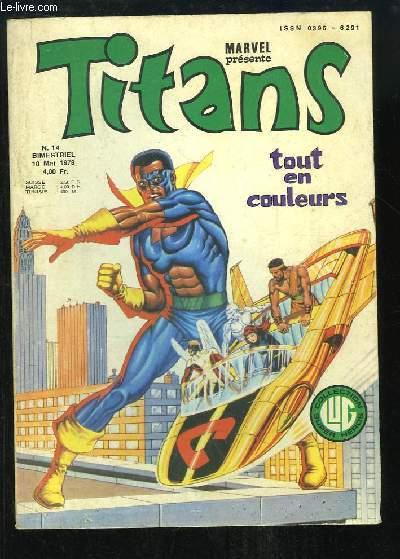 Titans N°14