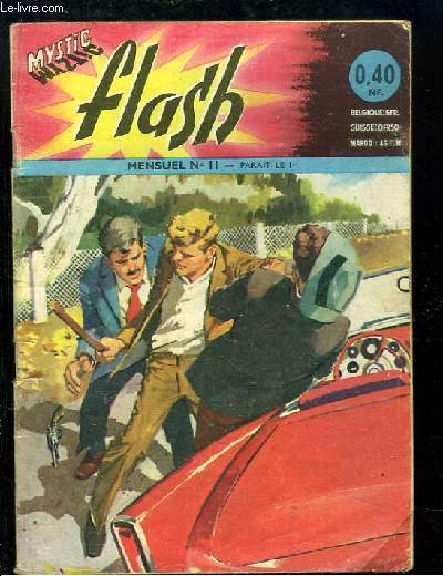 Mystic Flash N°11