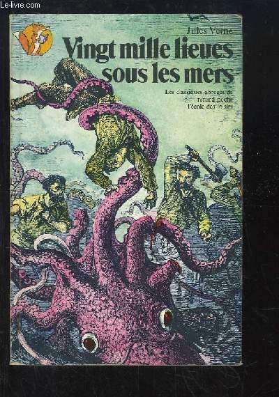 Vingt mille lieues sous les mers.